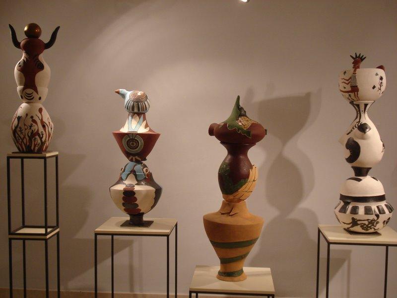 Alfarer a y cer mica art stica exposici n co n 2010 for Oxidos para ceramica