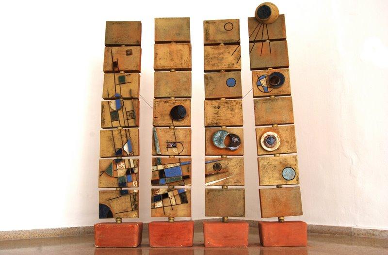 Cer mica art stica noviembre 2008 cer mica san telmo - Murales de ceramica artistica ...