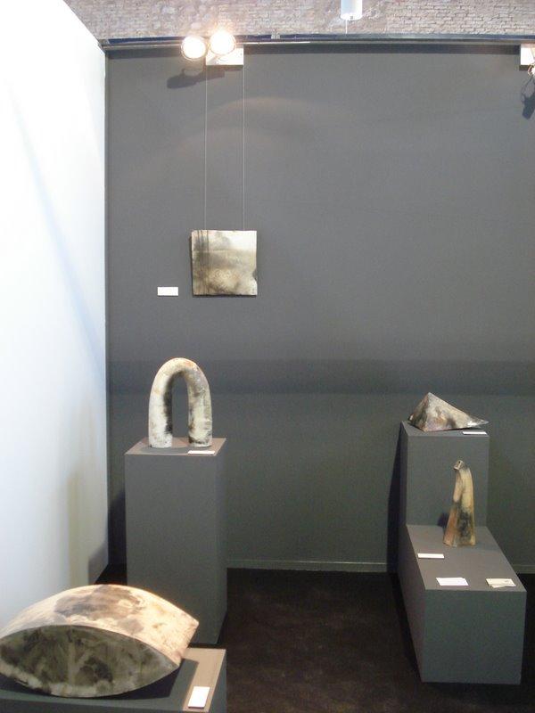 Visita a la feria cerco 2011 cer mica san telmo for Curso ceramica barcelona