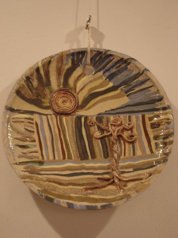 Ojo al plato exposici n espacio en off 2010 cer mica for Oxidos para ceramica