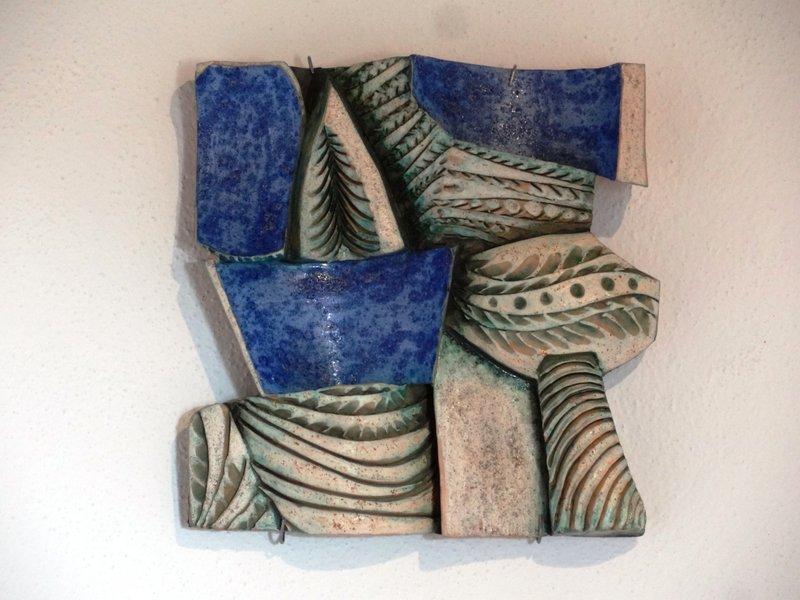 Exposici n cer mica art stica sala la le era en co n for Oxidos para ceramica