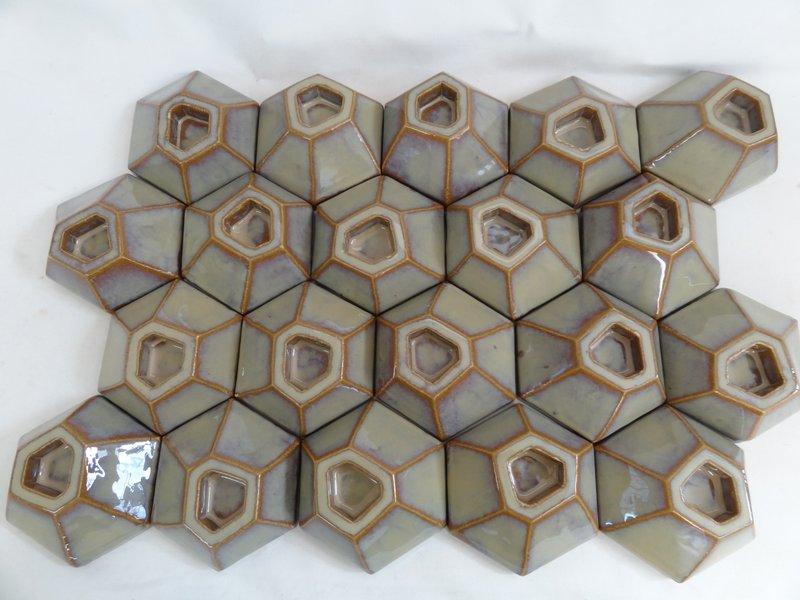 Mural modular proyecto interdisciplinar cer mica san telmo - Murales de ceramica artistica ...