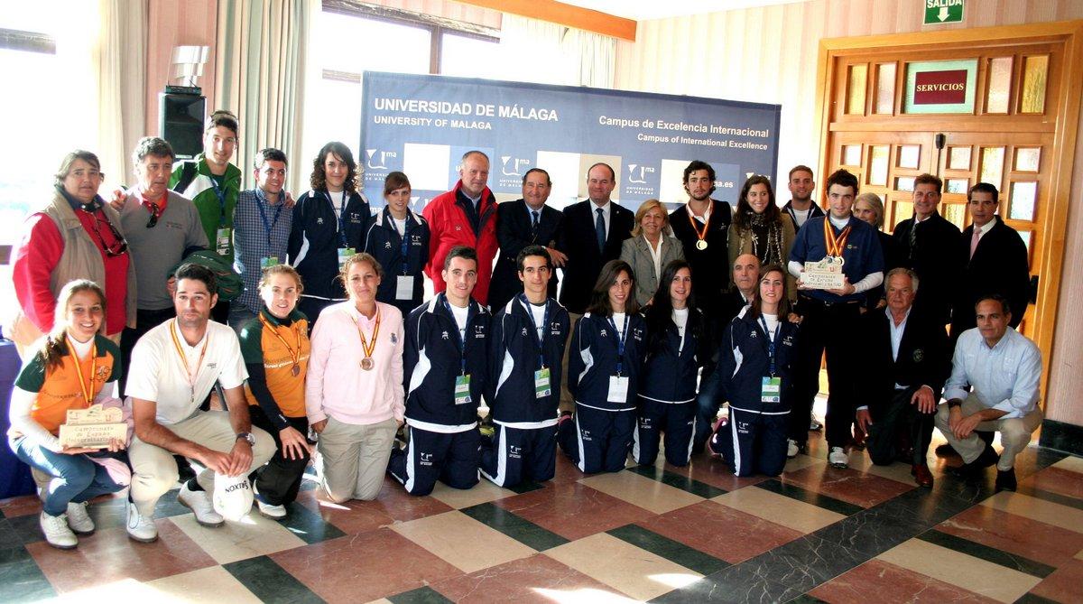 Campeonato De Andaluc A Y Espa A 2013 Uma Formaci N En
